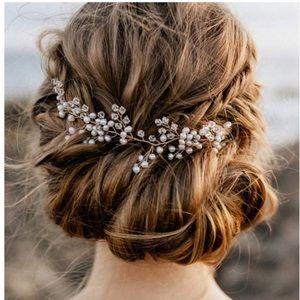 Bridal Wedding Headpiece Hair Vine